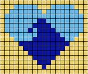 Alpha pattern #79279