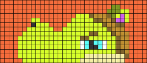 Alpha pattern #79281