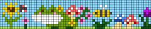 Alpha pattern #79302