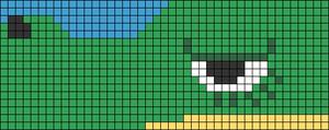 Alpha pattern #79305