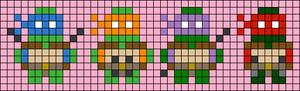 Alpha pattern #79312