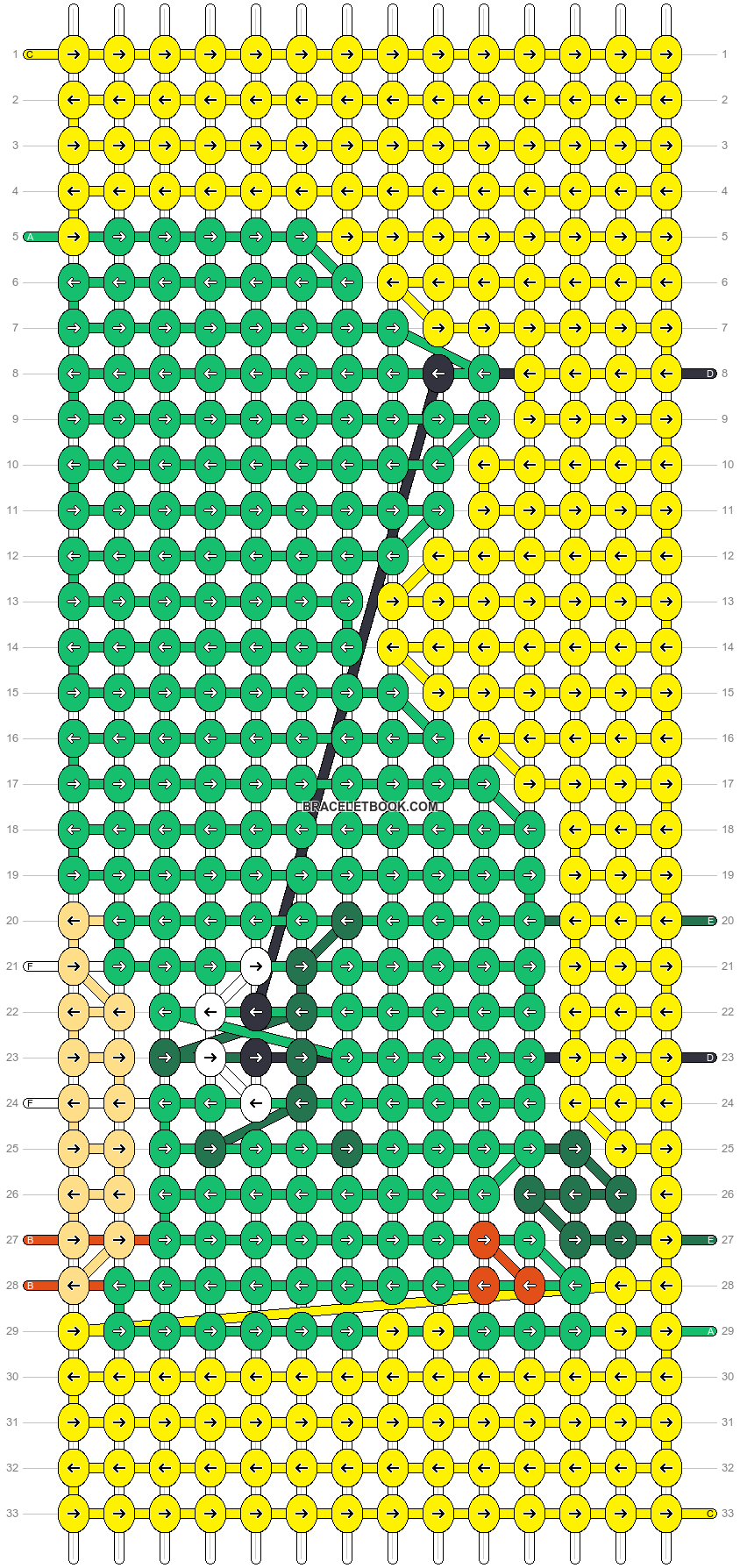 Alpha pattern #79313 pattern
