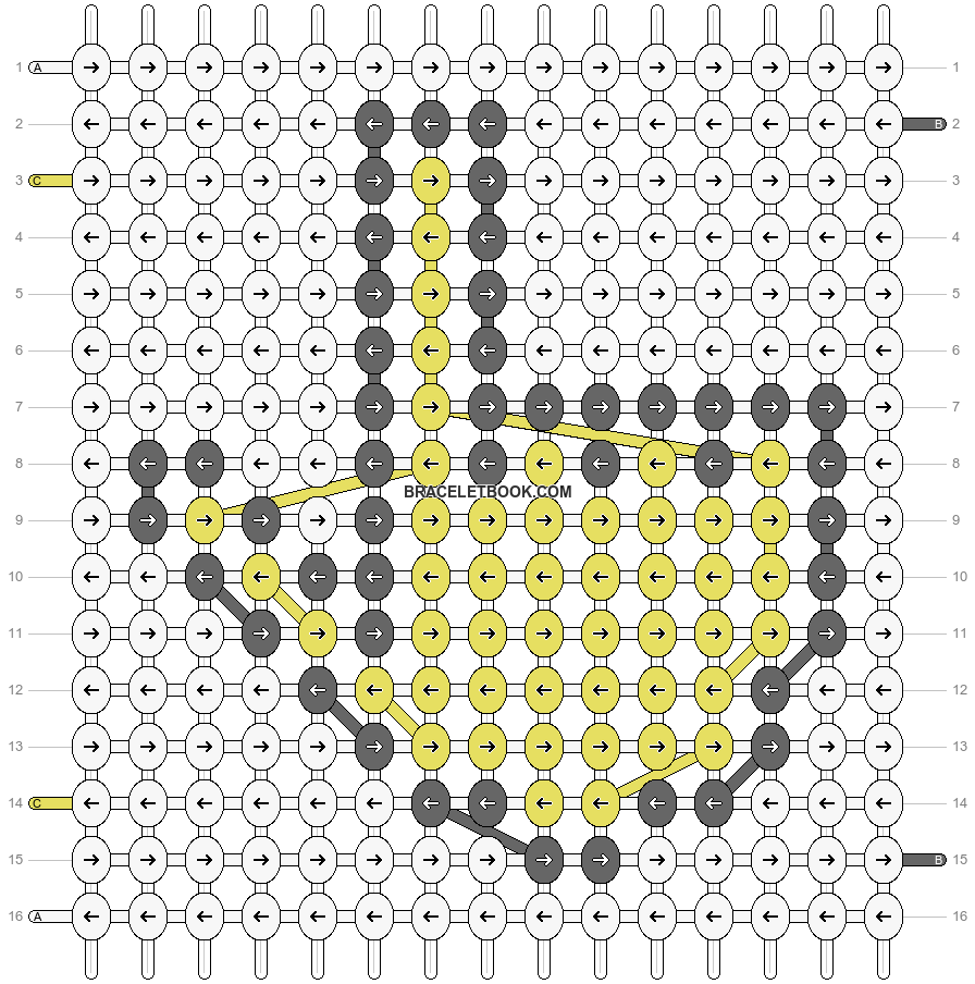 Alpha pattern #79320 pattern