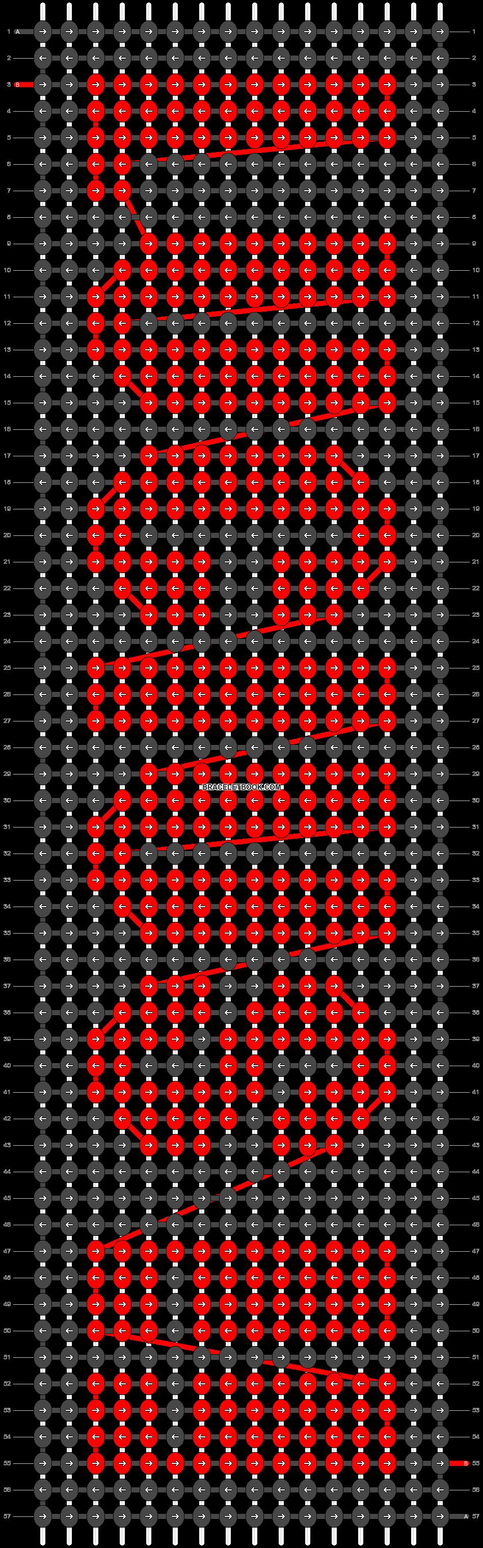 Alpha pattern #79338 pattern