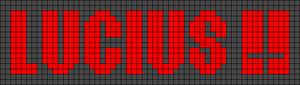 Alpha pattern #79338