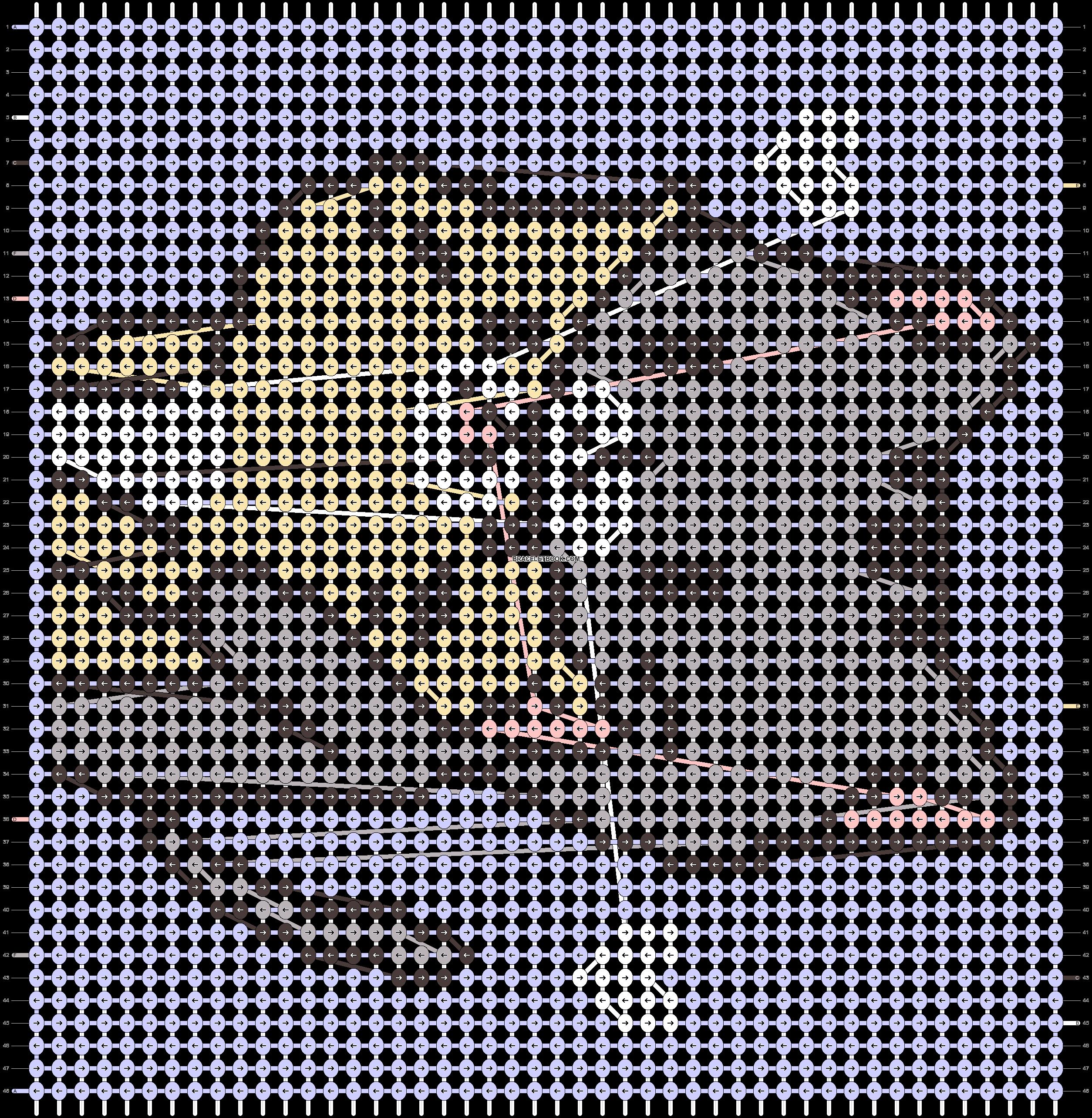 Alpha pattern #79341 pattern