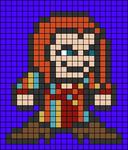 Alpha pattern #79342