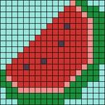 Alpha pattern #79345