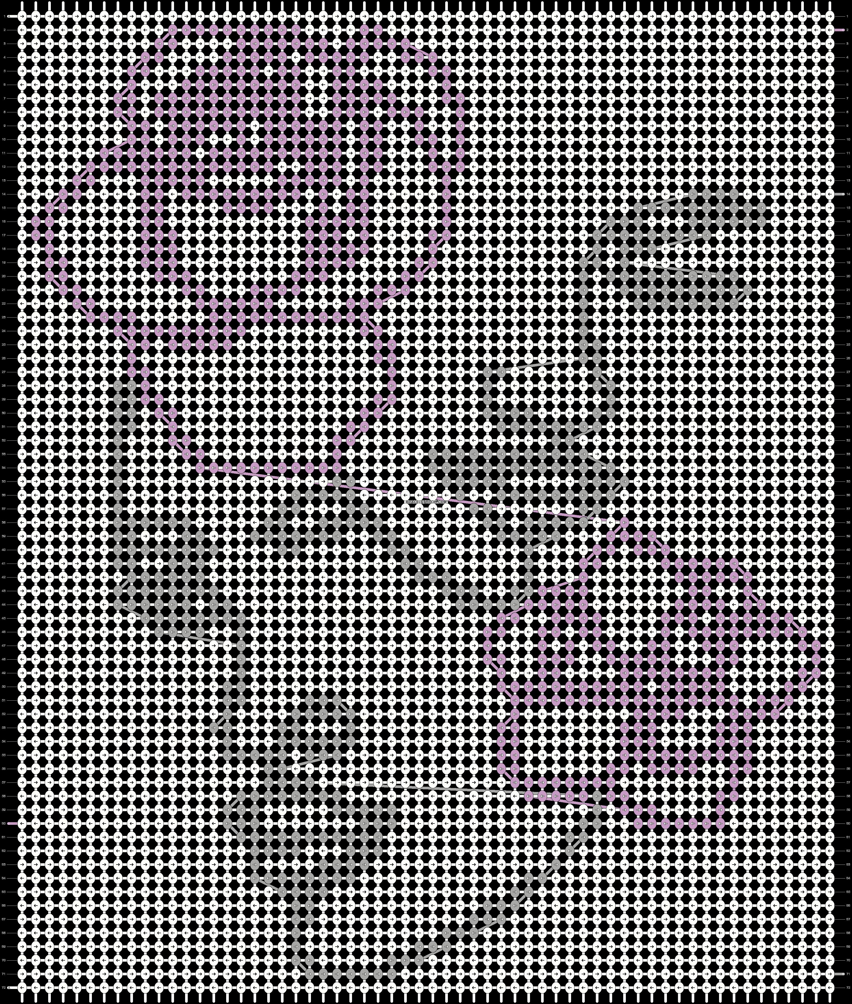 Alpha pattern #79346 pattern