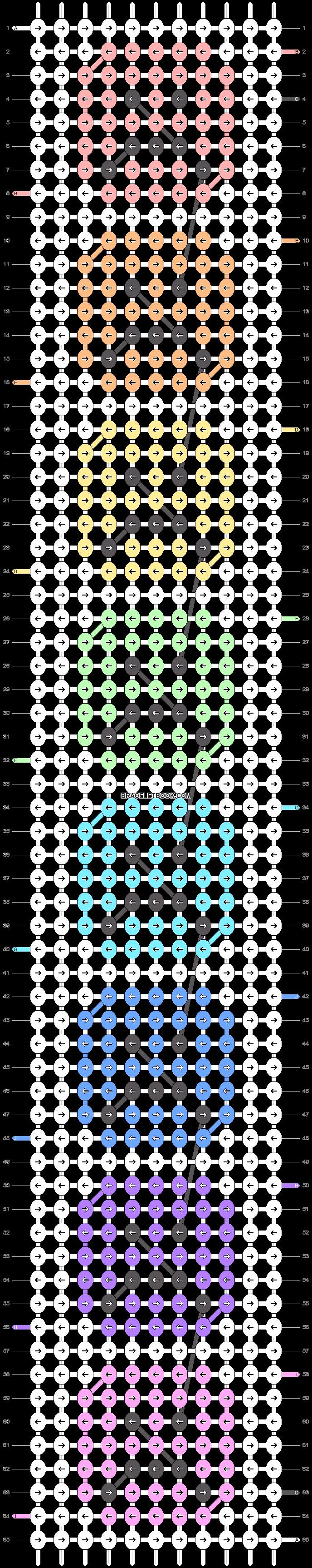 Alpha pattern #79348 pattern