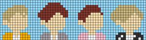 Alpha pattern #79352