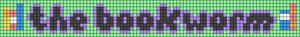 Alpha pattern #79356