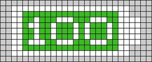 Alpha pattern #79357