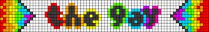 Alpha pattern #79365