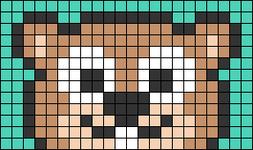 Alpha pattern #79367
