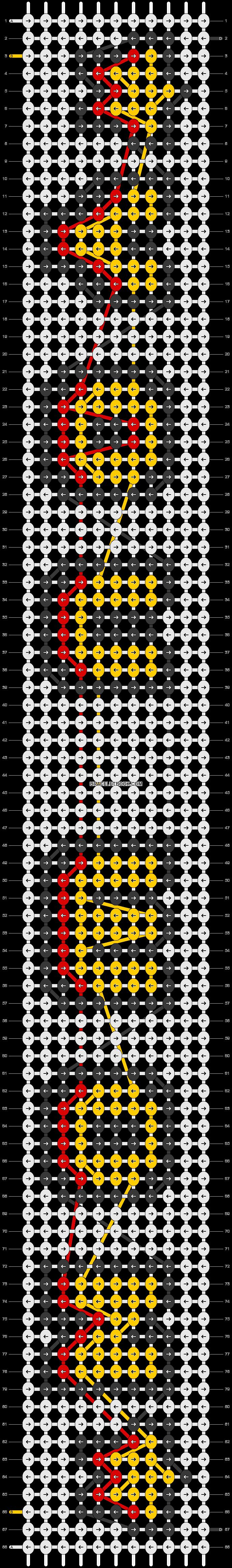 Alpha pattern #79370 pattern