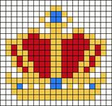 Alpha pattern #79373