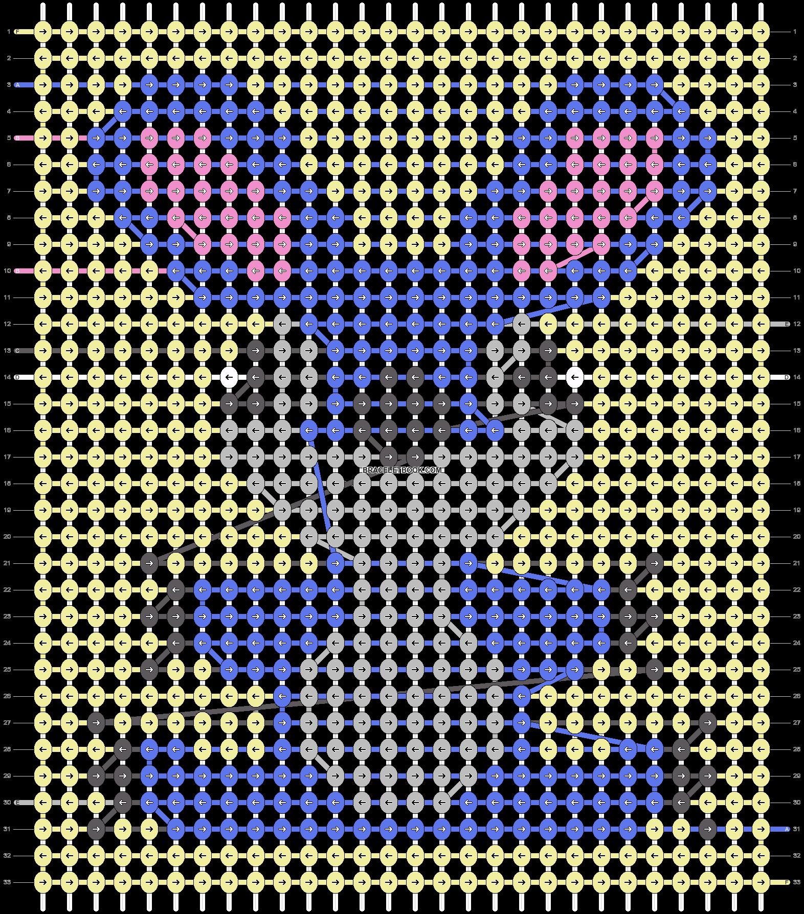 Alpha pattern #79382 pattern