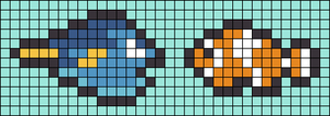 Alpha pattern #79385