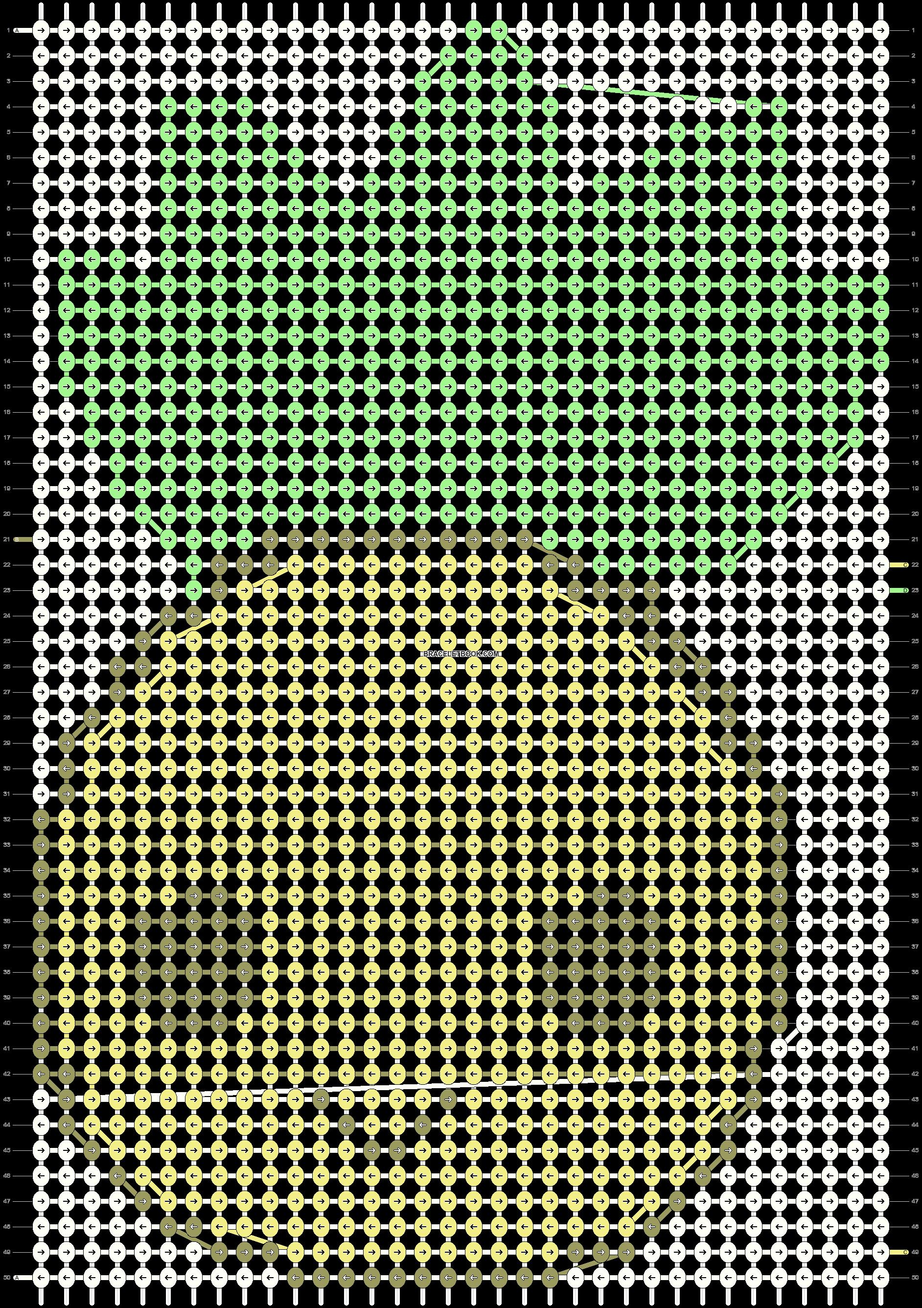Alpha pattern #79390 pattern
