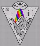 Alpha pattern #79402
