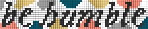 Alpha pattern #79404