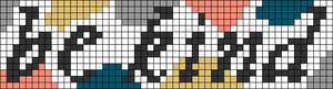 Alpha pattern #79409