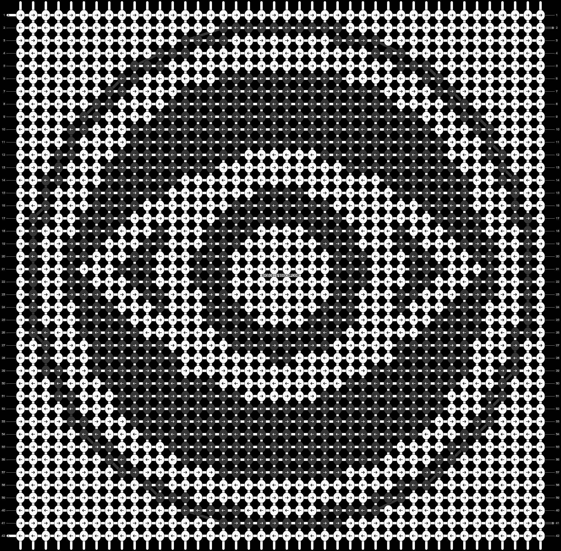 Alpha pattern #79410 pattern