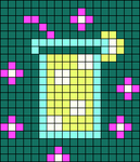 Alpha pattern #79413