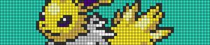 Alpha pattern #79414