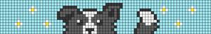 Alpha pattern #79419