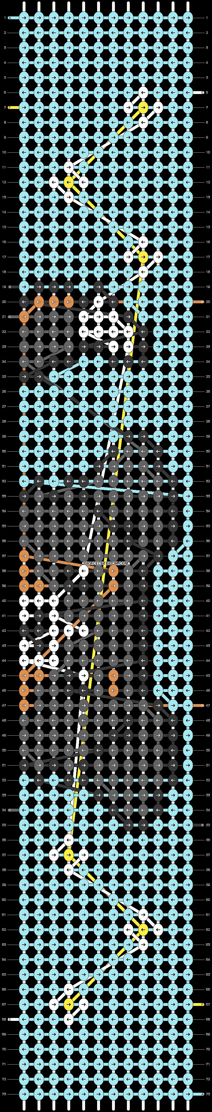 Alpha pattern #79420 pattern