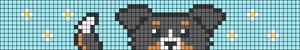 Alpha pattern #79420