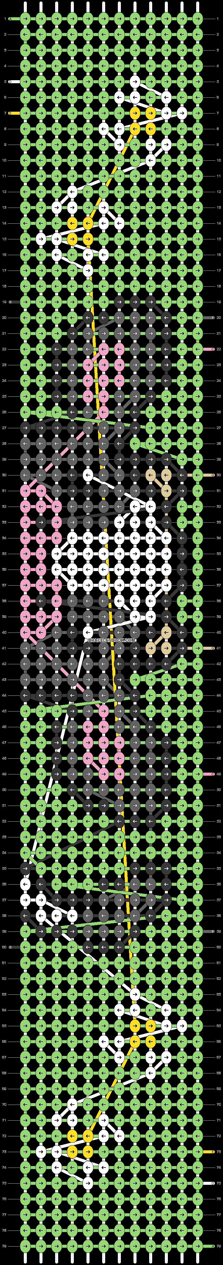 Alpha pattern #79421 pattern