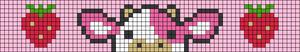 Alpha pattern #79422