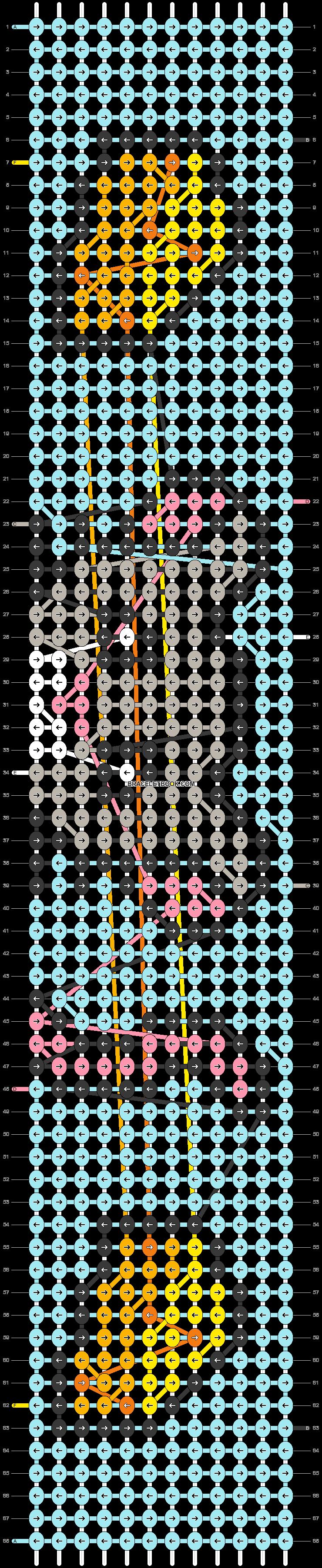Alpha pattern #79423 pattern