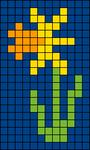 Alpha pattern #79425