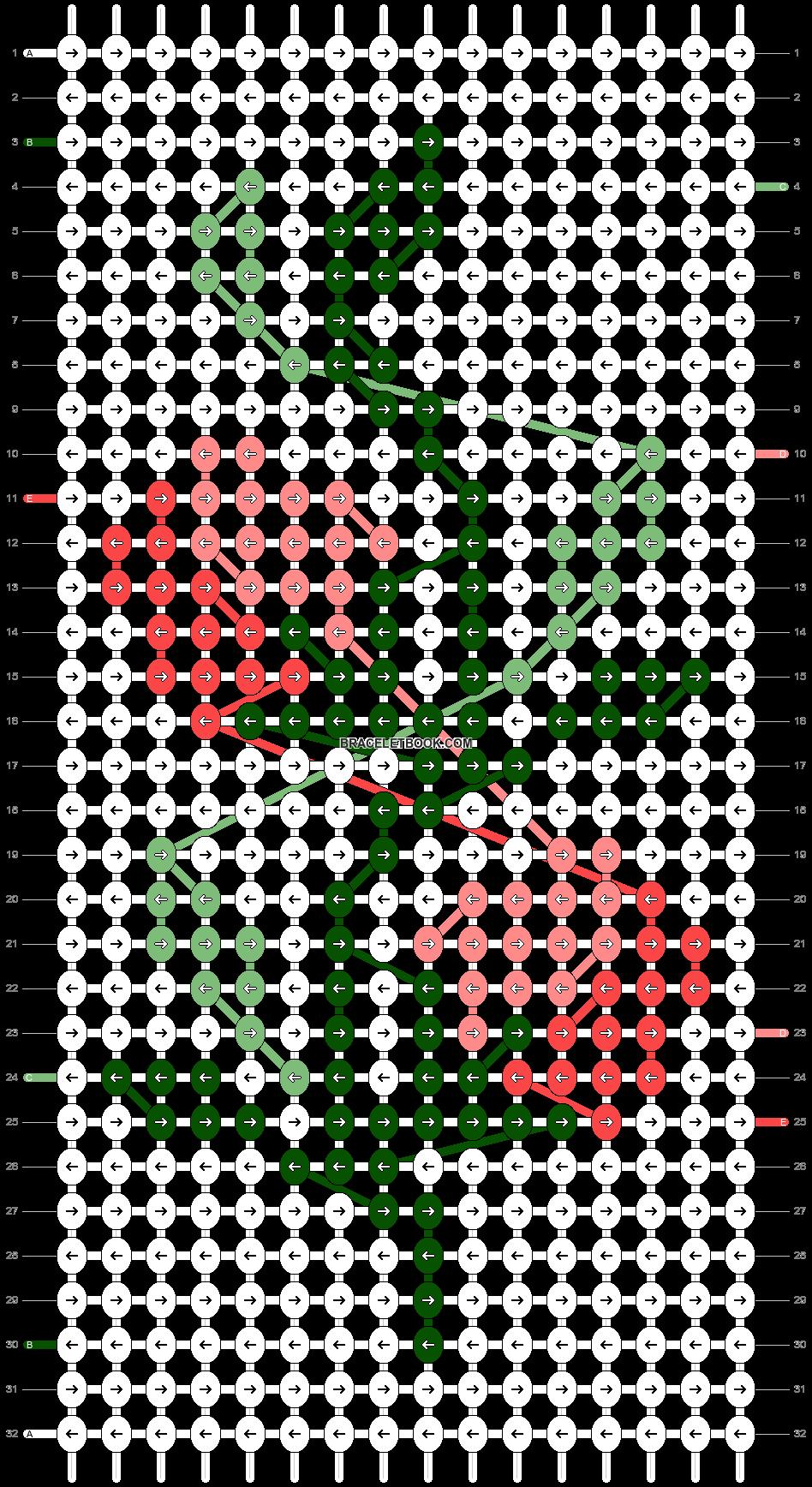 Alpha pattern #79426 pattern