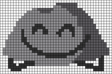 Alpha pattern #79430