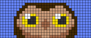 Alpha pattern #79443