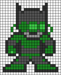 Alpha pattern #79457