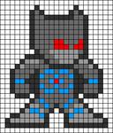 Alpha pattern #79459