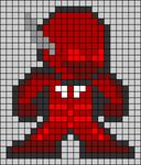 Alpha pattern #79460