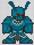 Alpha pattern #79462