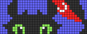Alpha pattern #79465