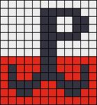 Alpha pattern #79466