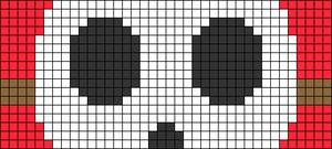 Alpha pattern #79473