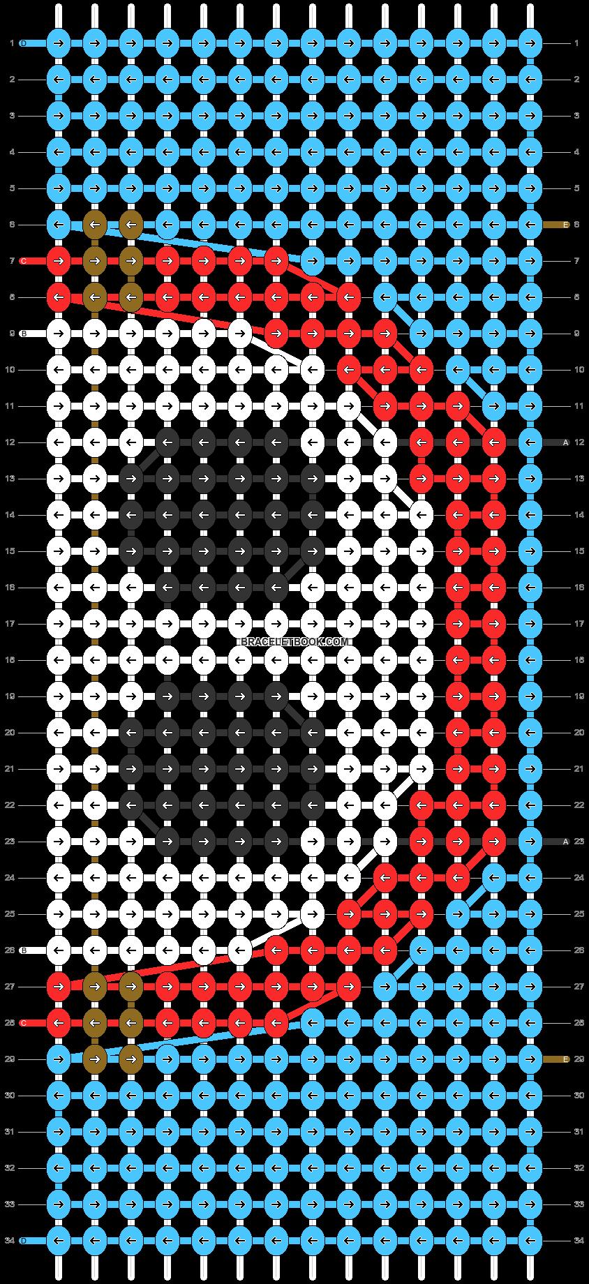 Alpha pattern #79477 pattern