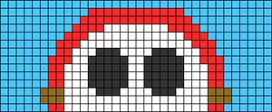 Alpha pattern #79477
