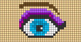 Alpha pattern #79486